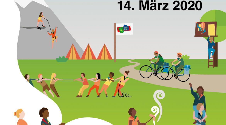 Pfadi-Schnuppertag vom 14. März 2020